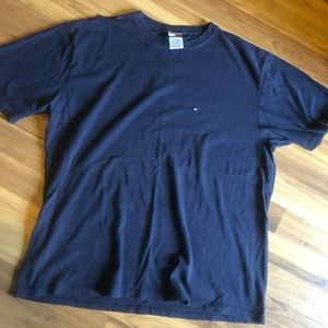 Tommy Hilfiger Small Logo Tee Shirt 90s
